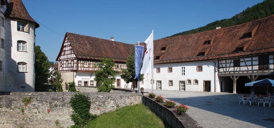 Cafe Schloss Glatt